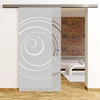 Drzwi Przesuwne Do łazienki Szklane Na Wymiar Producent