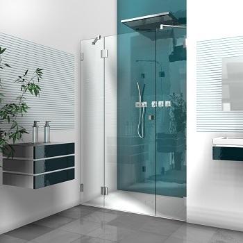 Kabiny Prysznicowe Na Wymiar Zamówienie Szklane Nowoczesne